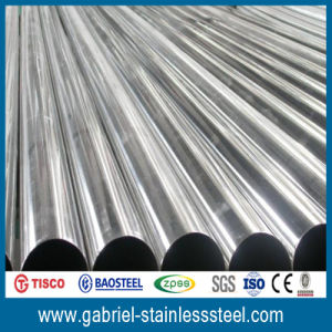 304 301 347 Stainless Steel Welded Pipe pictures & photos