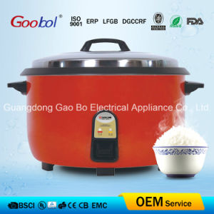 Red Color Big Drum Rice Cooker pictures & photos
