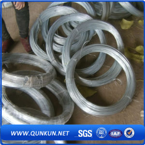 High Tension Hot Dipped Galvanized Steel Wire Binding Wire pictures & photos