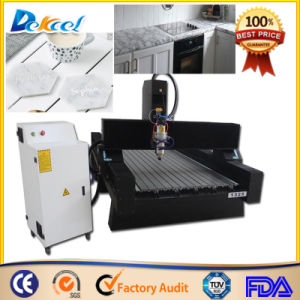 Single Head CNC Stone Machine Marble Granite Cutter Engraving pictures & photos
