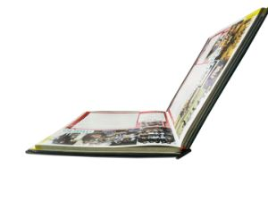 Unique Design Hardcover Photo Book Printing pictures & photos