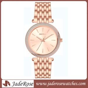 High Quality Fashion Waterproof Bracelet Ladies Quartz Watch pictures & photos