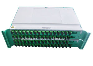 1*64 Tray Type Optical Fiber Splitter Sc APC