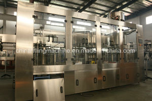 Full Automatic Pet Bottle Water Filling Machine pictures & photos
