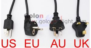 China Supplier 200W 150W 100W 80W 50W 30W 20W 10W LED Flood Light with Us EU UK Au Plug pictures & photos