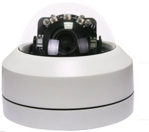 Vandal Proof 3X Zoom Mini IP PTZ Camera pictures & photos