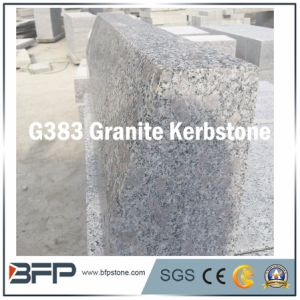 Natural Yellow Granite Garden Kerbstone Paving Stones for Landscaping Driveway pictures & photos