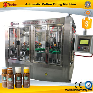 Glass Bottle Coffee Filling Machine pictures & photos