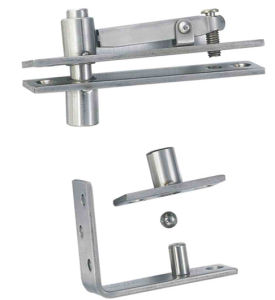 Stainless Steel Concealed Hinge (C117B) pictures & photos