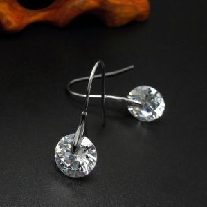 Zircon Women Ear Stud Star Fashion Jewelry Simple Design pictures & photos