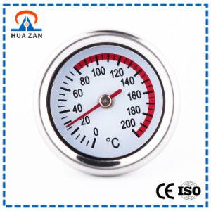 Custom Mini Analog Oven Temperature Gauge Mechanical Temperature Gauge Prices pictures & photos