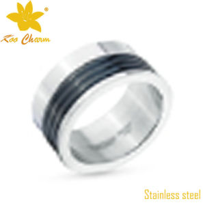 Str-050 Fashion Accessories Stainless Steel Anniversary Rings pictures & photos