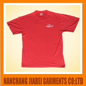 Men′s T-Shirt 100% Cotton Cheap Price with Promotion Embroidery pictures & photos