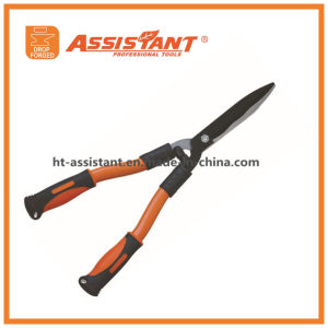 Lawn Branch Pruning Shears Straight Blade Hedge Shears pictures & photos