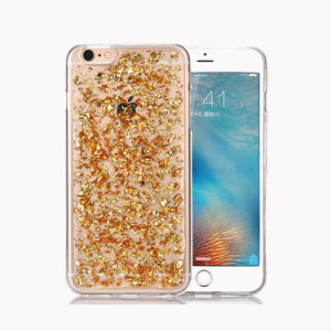 Luxury Bling Glitter Sparkle TPU Protective Shell Bumper Foil Case for iPhone 7 pictures & photos