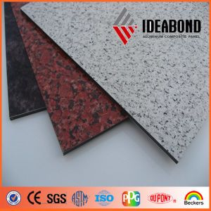 2015 Attractive Stone Finish Aluminum Composite Panel for Wall Cladding (AE-502) pictures & photos