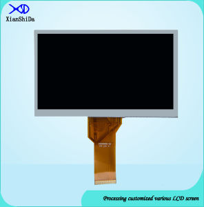 7.0 Inch High Resolutions Colorful Display TFT LCD Screen pictures & photos