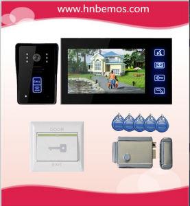 New Style Hands Free 4 Wires Video Intercom Door Phone Doorbell with Camera pictures & photos