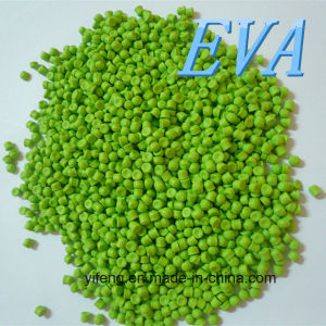 EVA Master Batch Compound Granules for Making Slipper and Shoe Sole pictures & photos