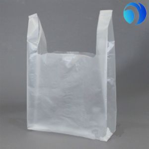 Custom Printed Plastic T Shirt Bags, China Manufacturer pictures & photos