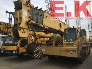 80ton Grove Hydraulic Crane Truck (TMS800B) pictures & photos