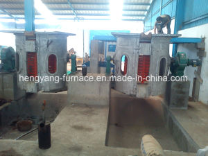Aluminum Scrap Melting Furnace pictures & photos
