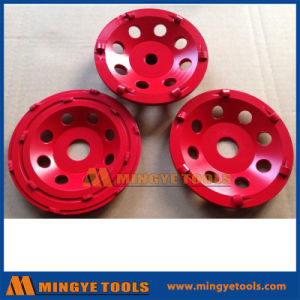 PCD Cup Wheels /Grinding Cup Wheel for Epoxy Floor pictures & photos