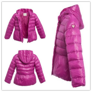 Girls Designer Padding Jackets for Ladies Winter Jacket pictures & photos