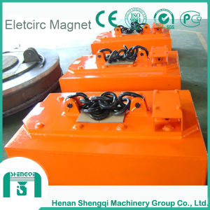 Crane Lifting Mechanism Electric Magnet pictures & photos
