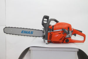 Popular Silver Colour Emas Gasoline Chain Saw 2015 (E509/540) pictures & photos