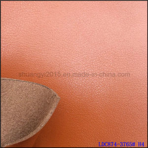 2016 Hot 1.4mm Popular Microfiber Leather PU for Shoes Bags pictures & photos