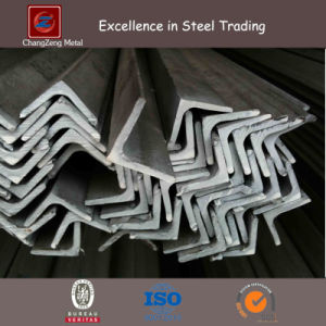 Rolled Mild Steel Angle Steel Bar for Construction (CZ-A10) pictures & photos
