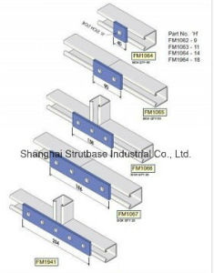 Channel Angle Bracket / Flat Plate Bracket pictures & photos