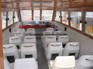 28feet 8.6meter 20persons Water Taxi/House Cabin Passenger Boat (Aqualand 860) pictures & photos