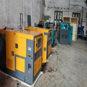 Silent Type Cummins Diesel Generator pictures & photos