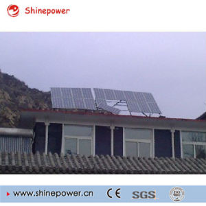 5kw 8kw 10kw Solar Power System for Home pictures & photos
