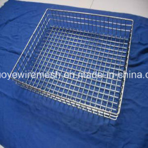 Wire Mesh Basket/Wire Mesh Sterilization Basket/Medical Autoclave Tray pictures & photos