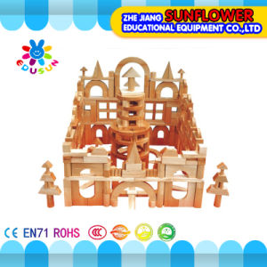 Children Wooden Desktop Toys Developmental Toys Building Blocks Wooden Puzzle (XYH-JM007) pictures & photos