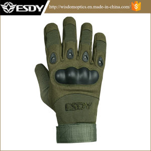 Esdy Outdoor Full Finger Gloves Military Hunting Gloves pictures & photos