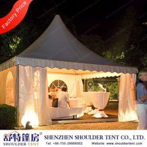 Customized Aluminium PVC Gazebo Pagoda Tent for Event pictures & photos