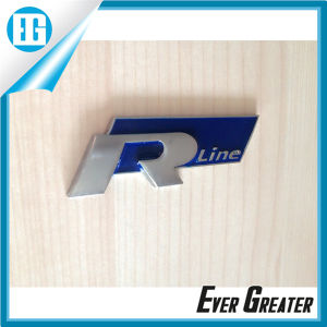 Customized Car Plastic Badge Emblems Sticker 3D Metal Car Auto 3D Alloy Badge pictures & photos
