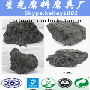 High Hardness Abrasive Material Black Silicon Carbide Price in China pictures & photos