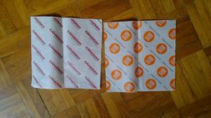 Wax Paper Baking with Greaseproof Paper Food-Grade Greaseproof (WP003) pictures & photos
