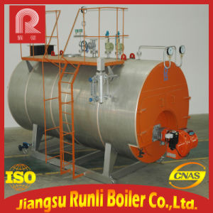 Fluidized Bed Furnace Horizontal Boiler with Gas Fired pictures & photos