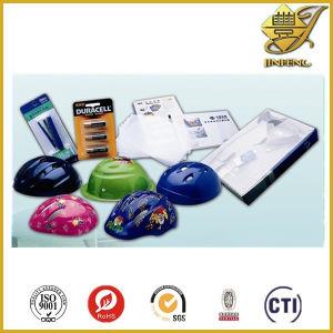 Rigid Transparent PVC Film for Packing pictures & photos