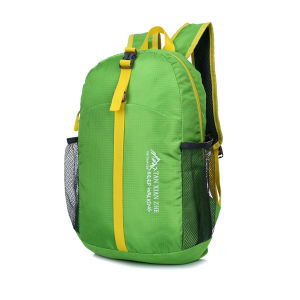 Wholesale Eco-Friendly Custom School Backpack pictures & photos