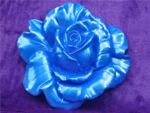 Creative PU Flower Model with Paintting Effect pictures & photos