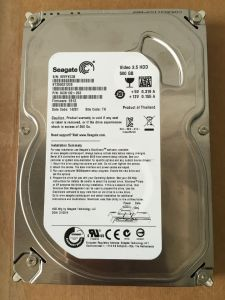 "Seagate 3.5""500GB Hard Disk SATA Refurbished Hard Disk Drive"