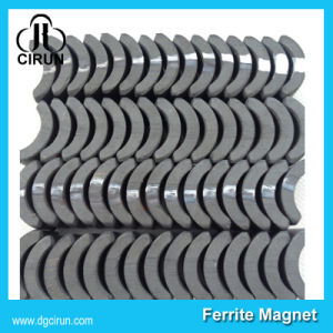 Wet Pressing High Grade Ferrite Magnet for Motor pictures & photos