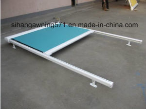 Heavy Duty Roof Awning for Glass Roofs and Seaviews (CV002)